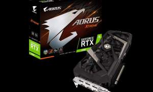 Gigabyte pokazuje grafikę Aorus Xtreme RTX 2080