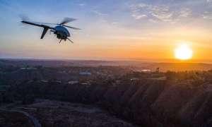 Drony wyposażone w Lidar pomogą w ochronie przed pożarami
