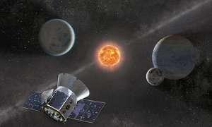 Teleskop TESS dostarczył pierwszą pulę danych związanych z potencjalnymi egzoplanetami