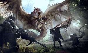 Świetna sprzedaż Monster Hunter World na PC
