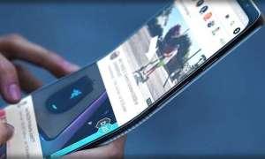 Składany smartfon od Samsunga nie będzie posiadał ochrony ekranu