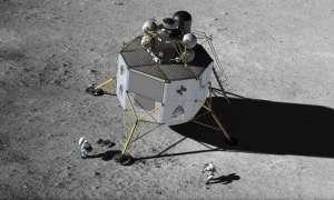 Nowy lądownik księżycowy może być wielokrotnego użytku