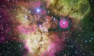 Teleskop ESO dostarczył nowe zdjęcia galaktyki NGC 2467