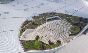 Największe na świecie centrum sztuki powstało w Tajwanie