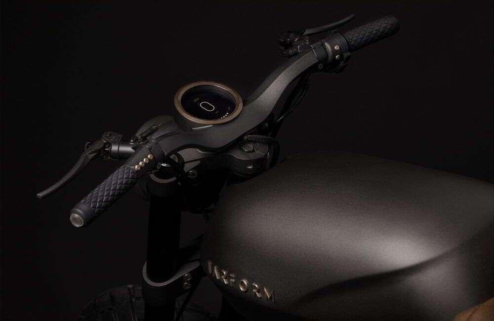 Debiutancki motocykl Tarform zachwyca stylem