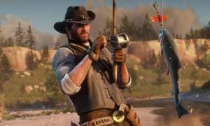 Realistyczna fizyka w Red Dead Redemption 2