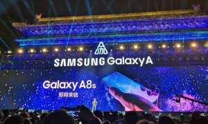 Samsung pokazał smartfona bez notcha, ale z dziurą w wyświetlaczu