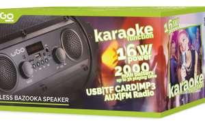 Krótki test głośnika UGO Wireless Bazooka