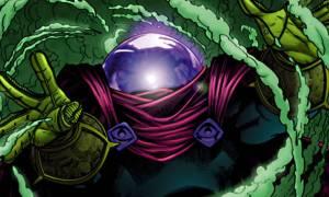Tak wygląda Mysterio w Spider-Man: Far From Home
