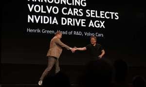 Nvidia zawita w 2020 pod maski samochodów Volvo