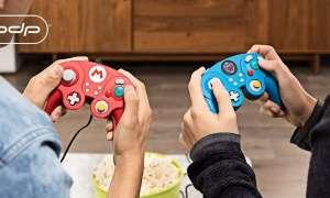 Powracają kontrolery inspirowane Nintendo GameCube