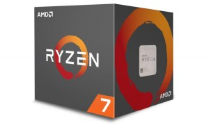 Test AMD Ryzen 7 2700
