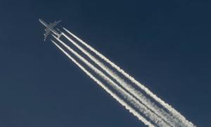 Rozpylanie aerozoli w atmosferze sposobem na zmiany klimatu?