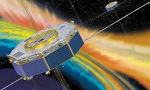 Eksplozja w polu magnetycznym Ziemi zaobserwowana przez sondy kosmiczne