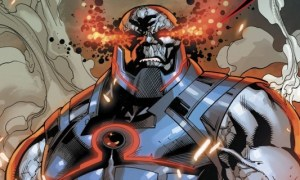 Zack Snyder pokazuje Darkseid'a