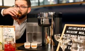 Drinkworks Home Bar pozwoli Wam na stworzenie dowolnego drinka