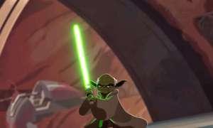 Gwiezdne Wojny w animacjach dla dzieci