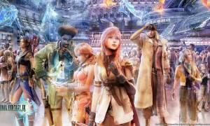 Jakość Final Fantasy XIII we wstecznej kompatybilności zawodzi