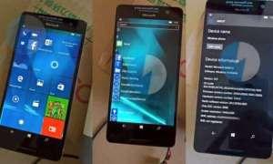 Prototyp Microsoft Lumia 960 wyciekł do sieci
