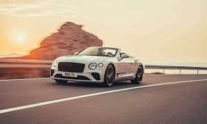 Najnowszy GT Convertible od Bentleya zachwyca mocą i wykonaniem