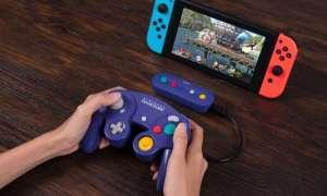 Bezprzewodowy pad GameCube do Nintendo Switch