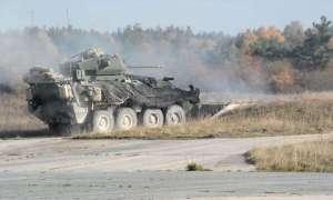 Testy nowego działka Dragoon w pojeździe ICVD