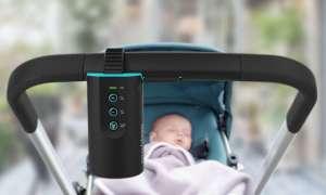 Sleepytroll to automatyczne urządzenie do kołysania dzieci