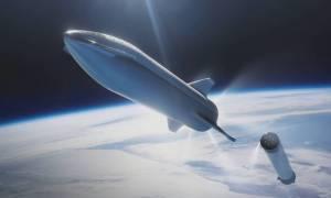 Elon Musk zmienia nazwę BFR