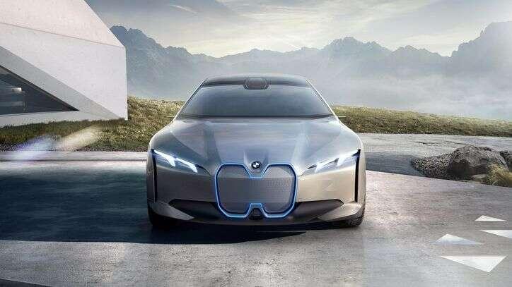 Koncept Vision iNext to najnowszy SAV od BMW