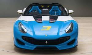 Wyjątkowe, bo jedyne na świecie Ferrari SP3JC