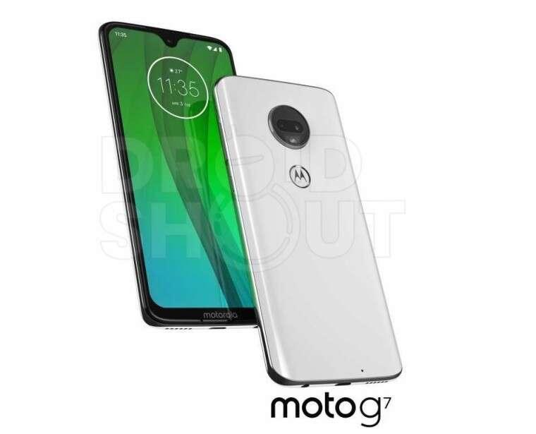 Motorola Moto G7, moto g7, render moto g7, wygląd moto g7, zdjęcie moto g7,