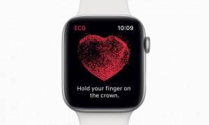 EKG w Apple Watch ratuje życie