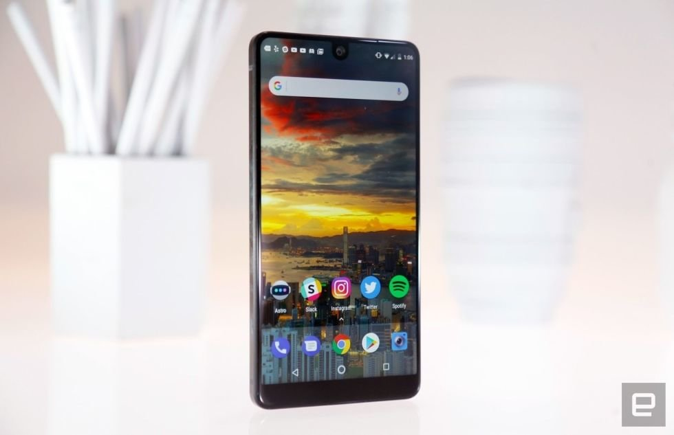 Essential Phone, sprzedaż Essential Phone, kupno Essential Phone, cena Essential Phone, sklep Essential Phone