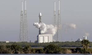 SpaceX ukończyło pierwszą misję dotyczącą bezpieczeństwa narodowego