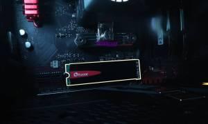 Test dysku M.2 Plextor M9PeG 256 GB