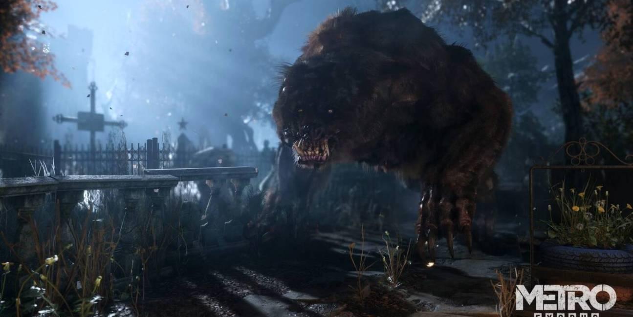 Metro Exodus pokazuje środkowy palec Steamowi idąc do Epic Games Store