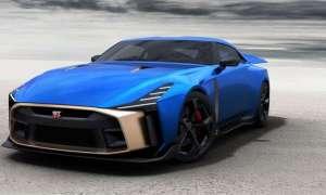 Nissan potwierdził specyfikację i cenę limitowanego GT-R50