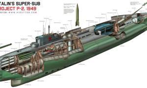 Związek Radziecki zamierzał zbudować uzbrojony po zęby okręt transportujący czołgi