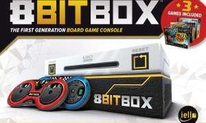 Recenzja platformy planszowej 8bit Box