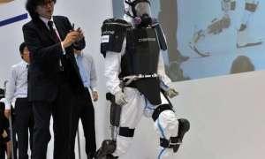 E-skóra pozwoli na znaczne usprawnienie robotów