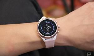 Google kupi technologię smartwatchy Fossil