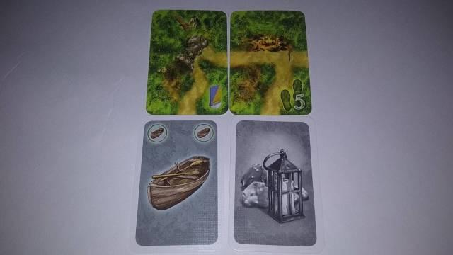 Sabotażysta: Zaginione Kopalnie karty