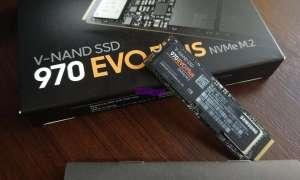 Test dysku Samsung 970 EVO Plus 1 TB
