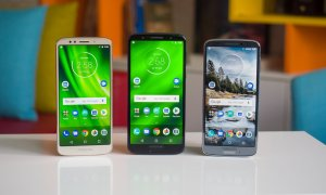 Android Pie niedługo trafi do Moto G6 i Moto G6 Play