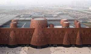 Exploratorium jest poświęcone przemysłowej i technologicznej historii Chin