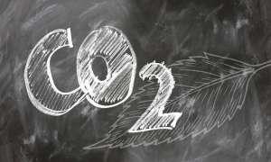 Porowaty proszek wychwytuje ogromne ilości dwutlenku węgla