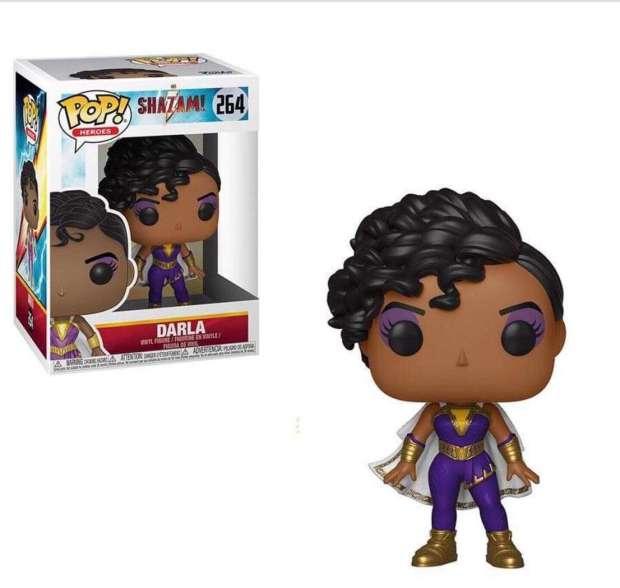 Figurki Funko POP! z filmu Shazam!