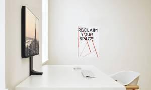 Space Monitor Samsunga zaoszczędzi Wam miejsce na biurku