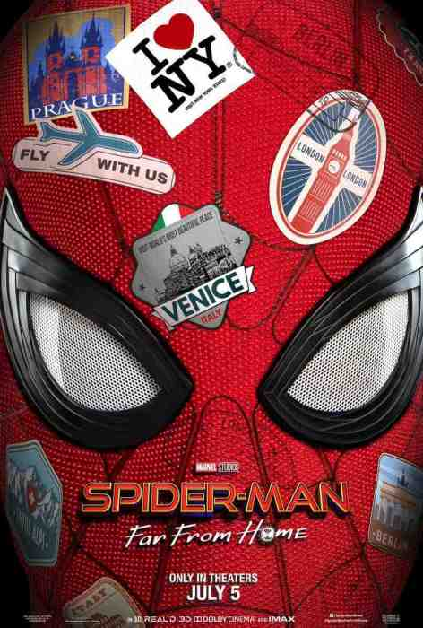 Spider-Man: Far From Home bije rekordy