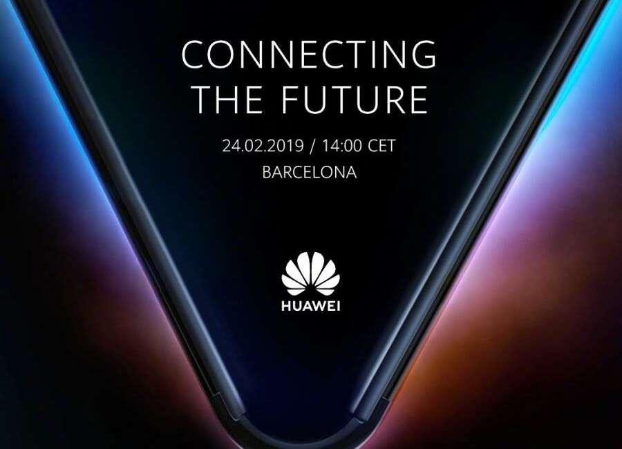 Huawei, składany smartfon, składany smartfon Huawei, składany smartfon 5G